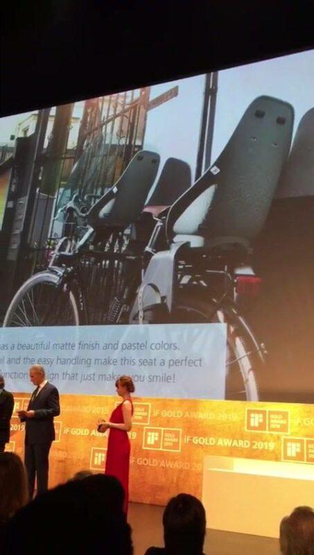 iF gold award ceremony Urban Iki